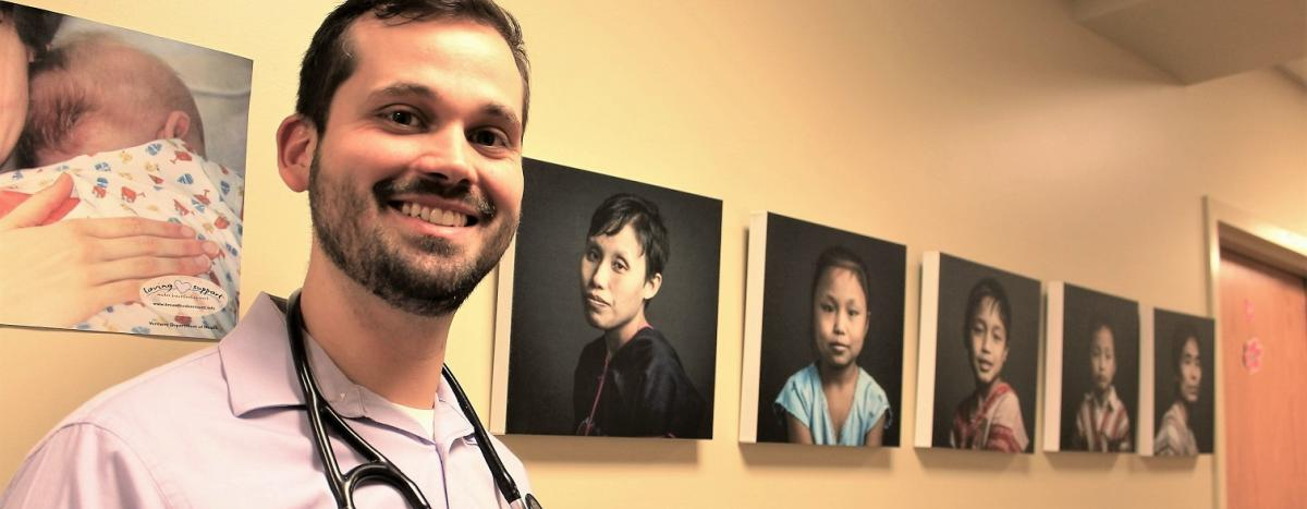 Full Circle: Dr. Ethan Gable's journey from patient to Chief Medical Officer at Jericho Road
